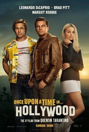 Download Once Upon a Time in Hollywood (2019) Full Movie in Hindi Dual Audio BluRay 1080p [3GB]