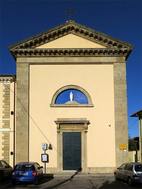Church of San Simone, Piazza San Simone, Ardenza, Livorno
