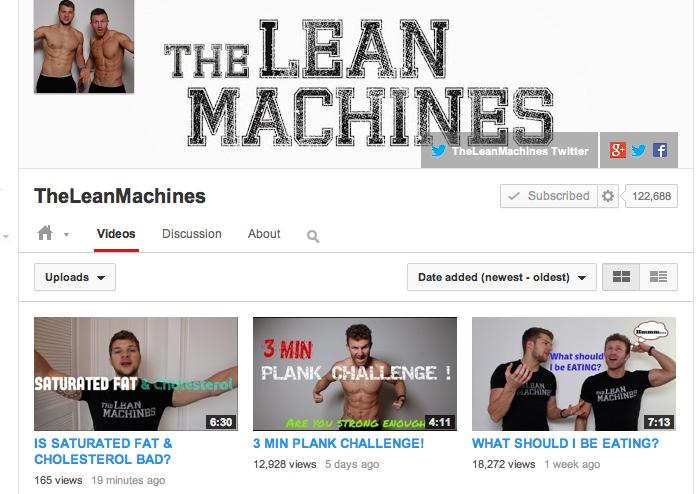 Wellness Wednesday: The Lean Machines
