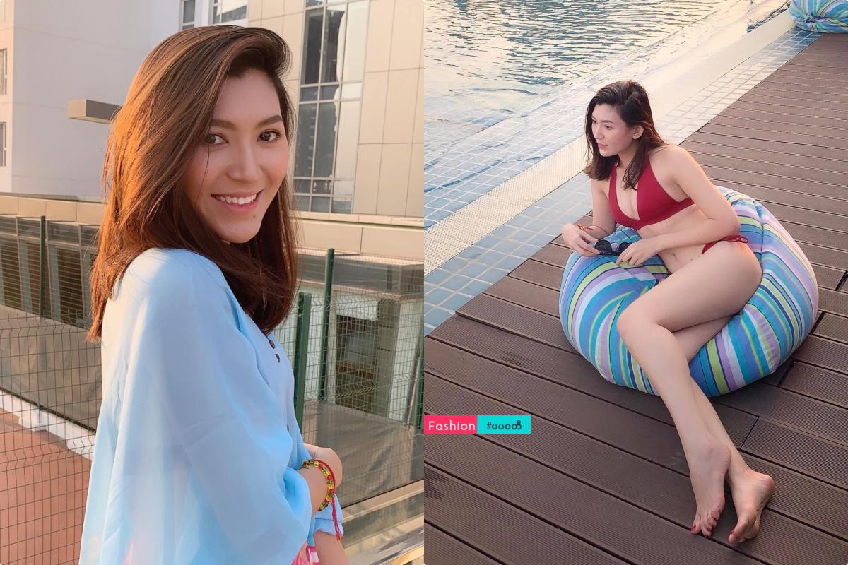 Yoon Mhi Mhi Kyaw - Beautiful Fashion Photos
