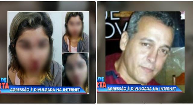 Após denúncia de filho nas redes sociais, MPRJ pede prisão de homem que agrediu mulher