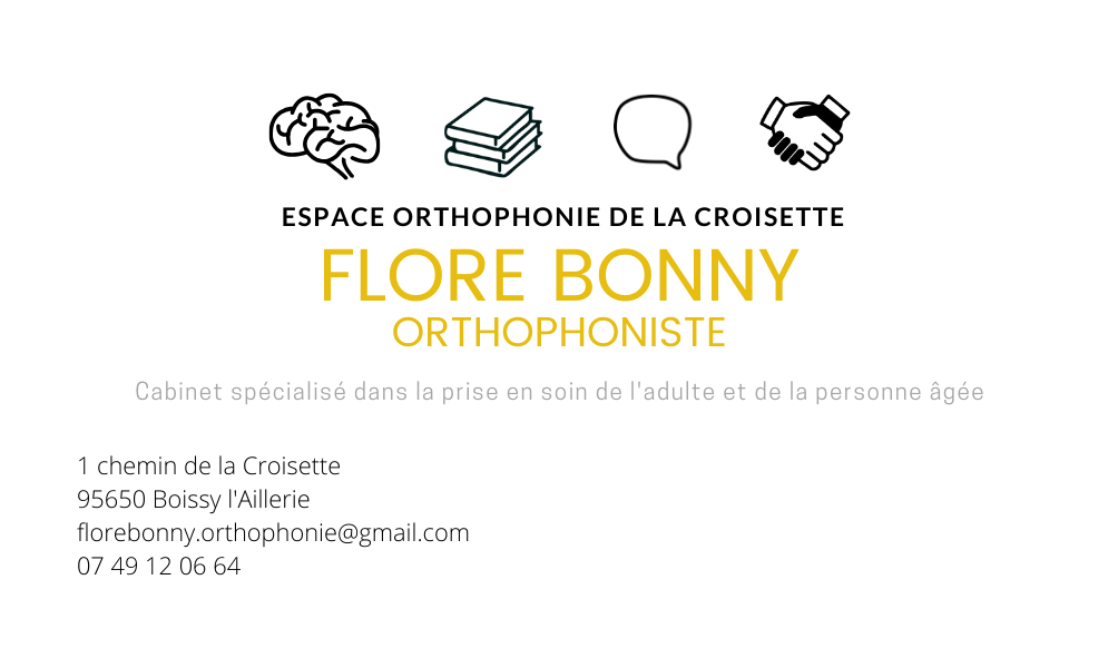 Orthophoniste - Cergy-Pontoise Boissy l'Aillerie