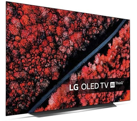 LG OLED55C9PLA: análisis