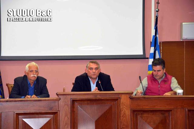 Συνεδρίασε η Πολιτική Προστασία του Δήμου  Άργους Μυκηνών