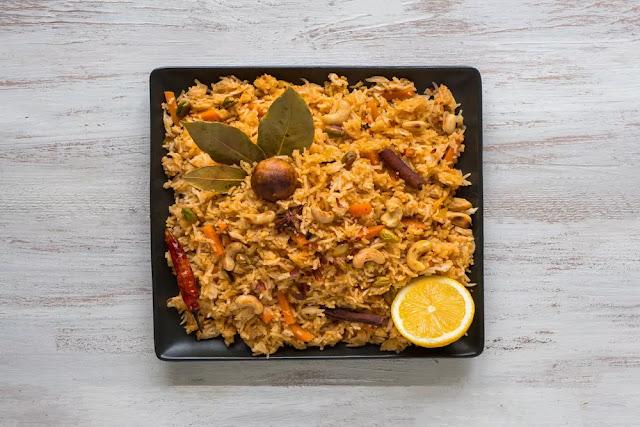 Veg Biryani Recipe in Hindi Language