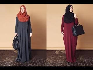 ملابس حوامل محجبات 2020