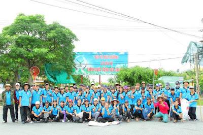 Kiên Lao chung tay bảo vệ môi trường