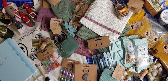 My Manchester Søstrene Grene Store Launch goody bag contents