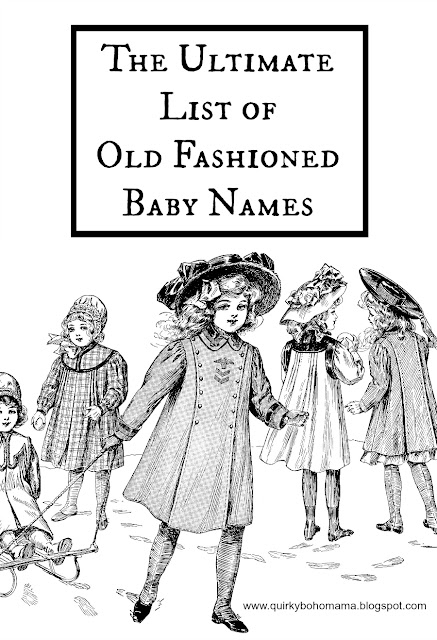Offbeat Baby Names