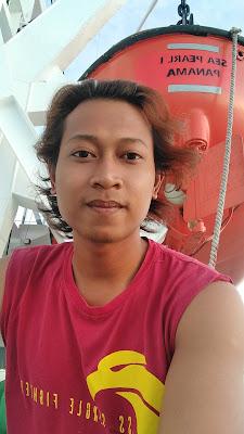 Boat deck MV Sea Pearl 1 Cargo Reefer