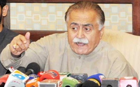 Chandio requests to move Zardari to an emergency clinic right away