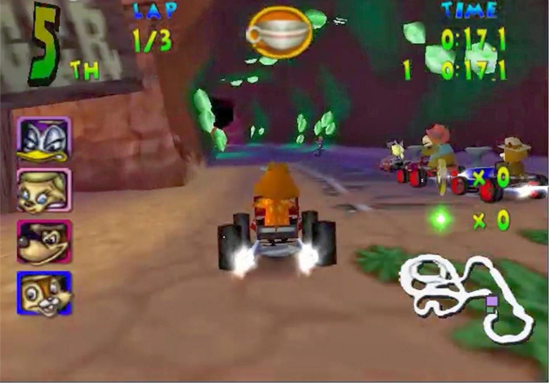 Walt Disney World Quest Magical Racing Tour Game Free
