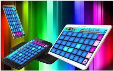 Aplikasi Musik DJ Terbaik - DJ Mix Pads