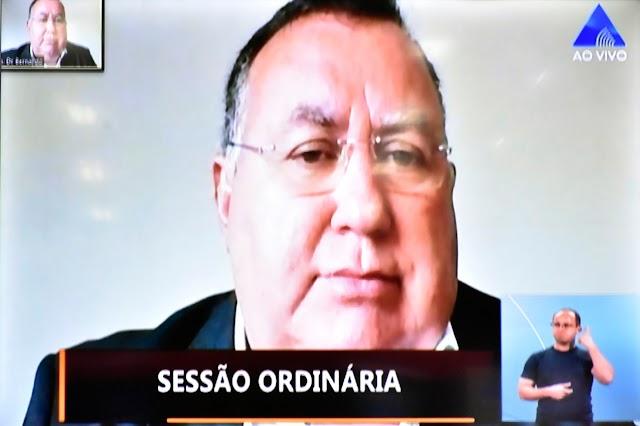 DR. BERNARDO DESTACA GRAVIDADE DA SEGUNDA FASE DA COVID NO MÉDIO OESTE