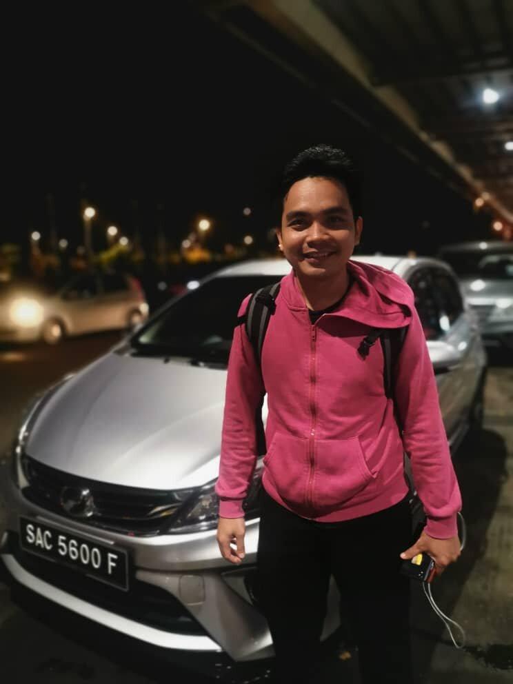 kereta sewa myvi baru di kota kinabalu Sabah