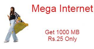 JAZZ DAILY MEGA INTERNET PACKAGE -  JAZZ 24 Ghanta Offer