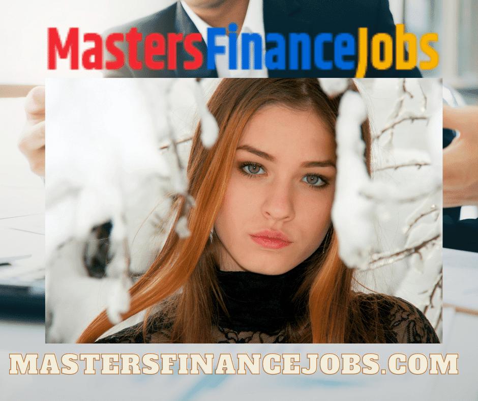 Masters Finance Jobs - Steeped in Elegance, Masters Finance Jobs