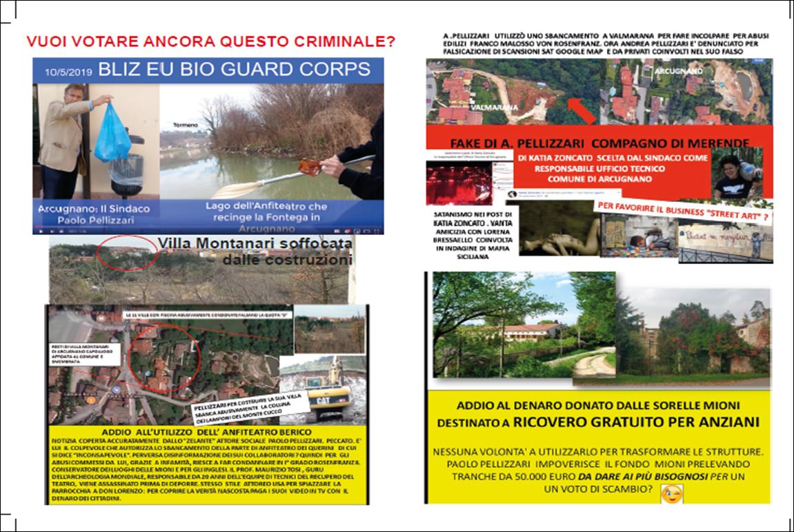 Comune Di Arcugnano Concorsi franco von rosenfranz bello, antipatico e ricco. ma non e