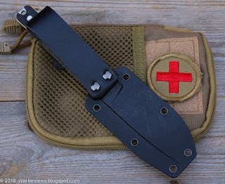 Sanrenmu S731 fixed blade