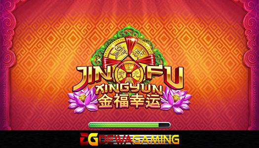 Joker Gaming Jin Fu Xing Yun 20 Ribu