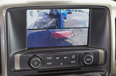 New Chevrolet Trailering Camera System for Silverados