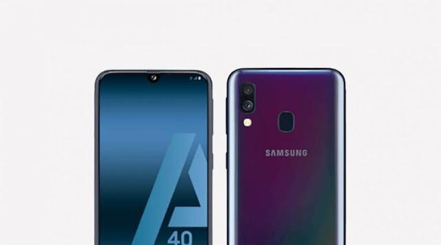 رسميًا سامسونج تُعلن عن هاتف Galaxy A40 بكاميرا أمامية بدقة 25 ميغابيكسل