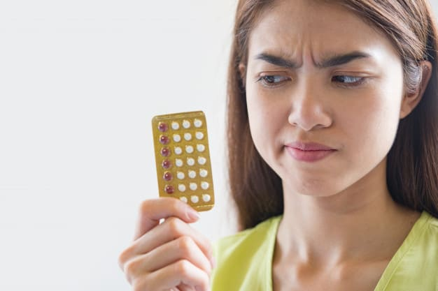 What foods prevent pregnancy from occurring naturally ?
