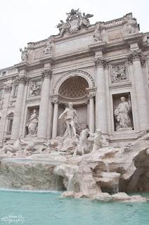 Fontaine de Trévi - citytrip Rome
