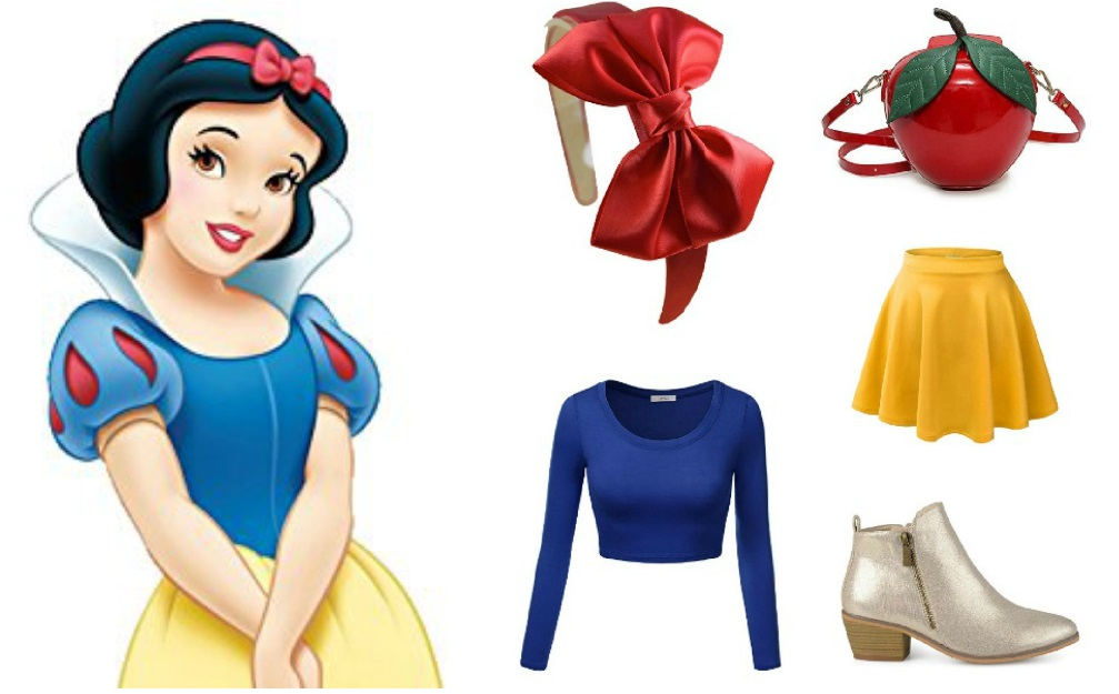 snow white costume disneybound outfit disney halloween costume