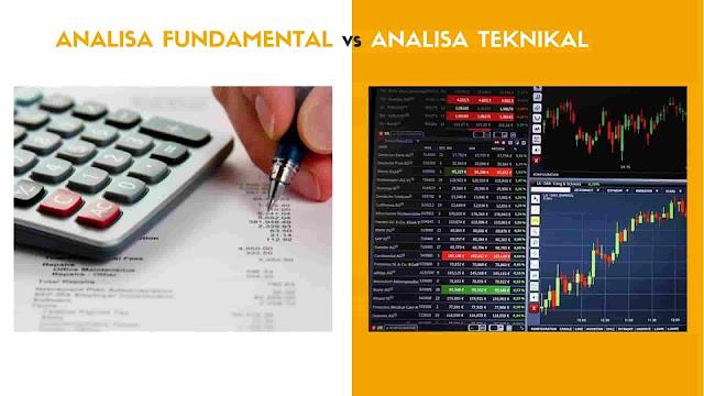 Analisa Saham Fundamental dan Analisa Saham Teknikal