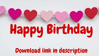 happy birthday video for kids free download