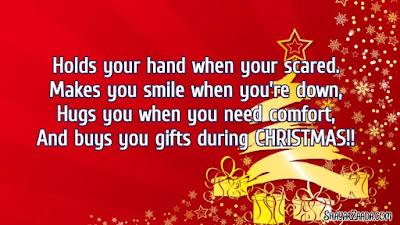 CHRISTMAS SHAYRI