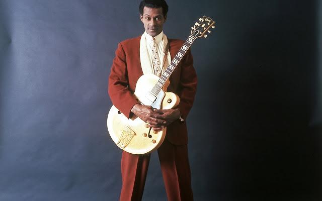 R.I.P. Chuck Berry (1926-2017)