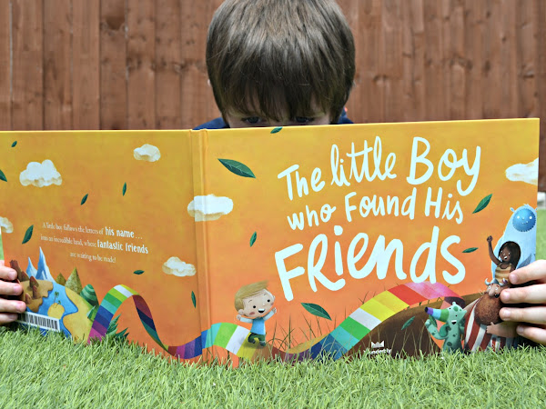 Personalised Books From Wonderbly | Review