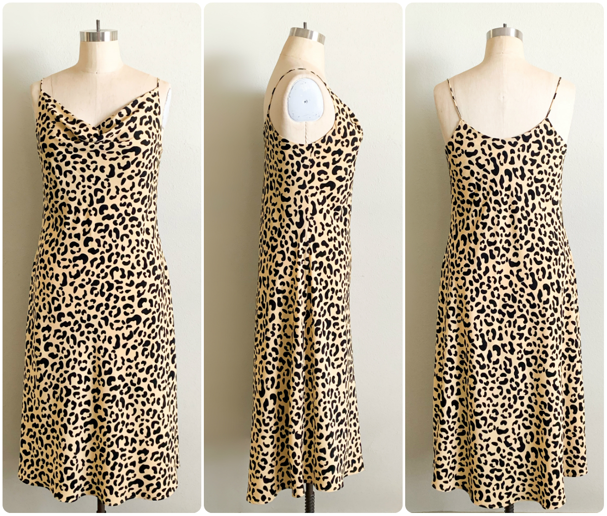 Sewing Masin Sicily Slip Dress - Erica Bunker DIY Style!