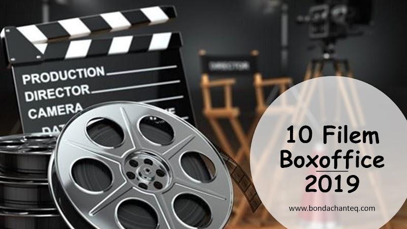 10 Filem Boxoffice 2019