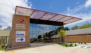 Estado garante o pagamento de salários dos funcionários dos hospitais da Chapada e de Juazeiro