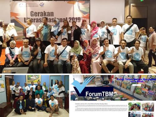 Rakor Forum TBM Jawa Barat