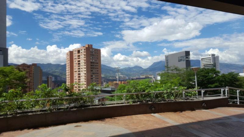 Medellin in Colombië