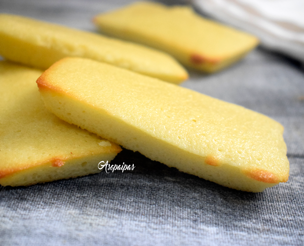 Financiers de Almendra. Vídeo Receta
