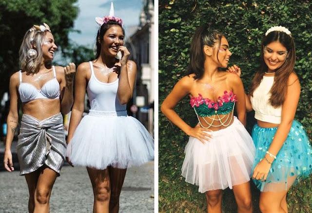 M3T - Inspirações de Looks Para o Carnaval