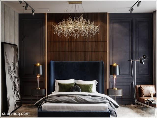 غرف نوم مودرن 3 | Modern Bedroom 3