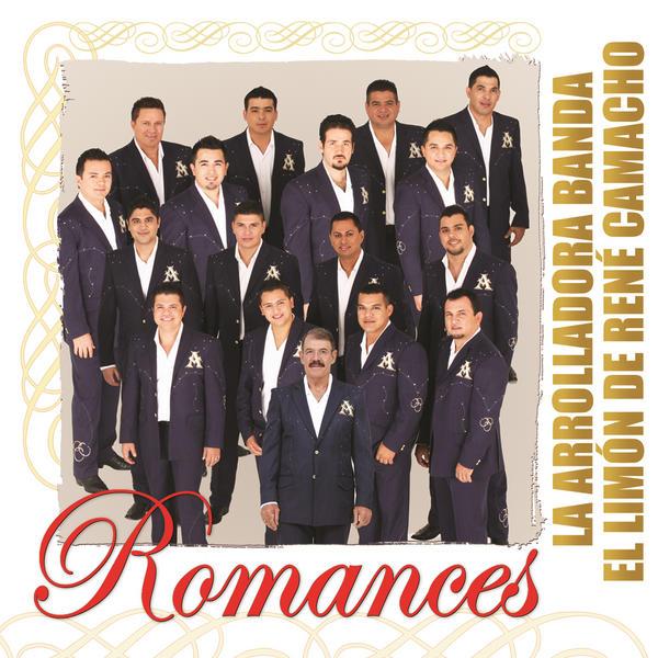 La Arrolladora Banda El Limon - Romances (2013) (Album / Disco Oficial)