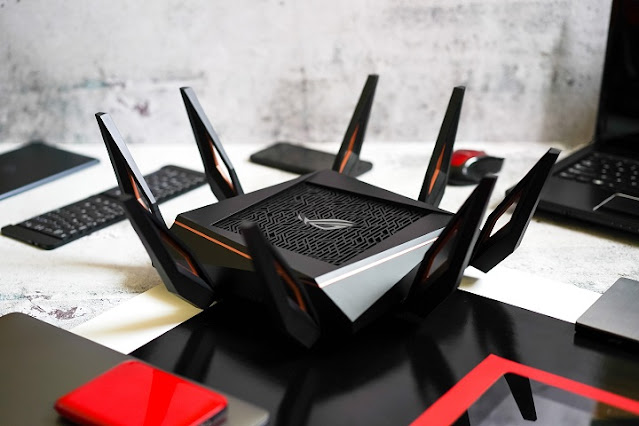 PLDT Home Fibr-powered WiFi 6 Gaming Router