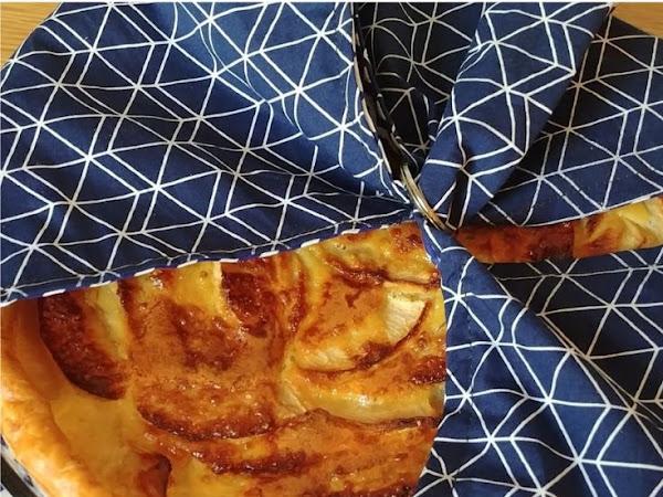 #Tuto : Un Sac à tartes très pratique !