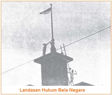 Landasan Hukum Bela Negara (Landasan Idil, Konstitusional, dan Landasan Operasional Bela Negara)