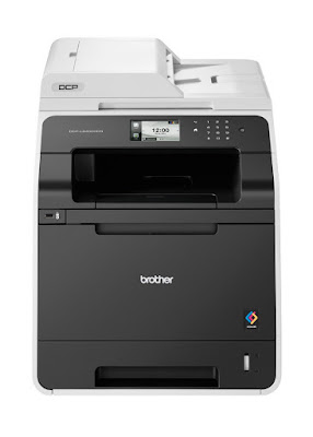 high yield toner options together with automatic 2 Brother DCP-L8400CDN Driver Downloads