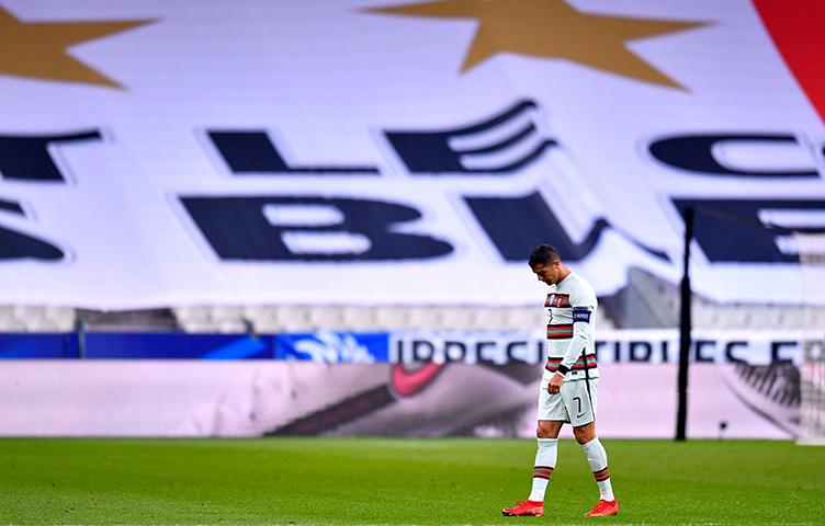 Cristiano Ronaldo pozitivan na COVID 19