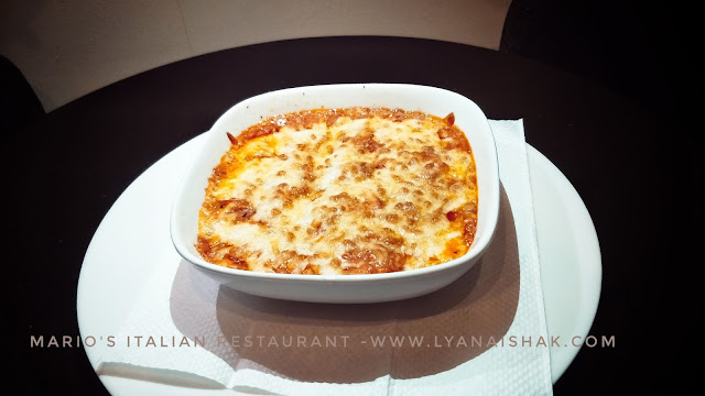 review marios italian restaurant , food review , makan best dekat penang