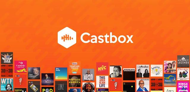 قم بتنزيل CastBox Premium مشغل بودكاست مجاني وراديو وكتب صوتية 8.13.2